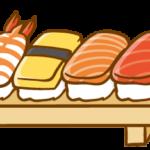 いつも混雑している人気回転寿司、くら寿司