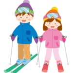 スキーに子供と行こう!初めてなら持ち物や服装はこれを用意しよう!ヘルメットやそりは持って行く?